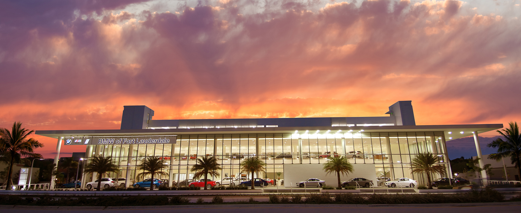 BMW Fort Lauderdale >> BMW of Fort Lauderdale - Tricarico Architecture and Design